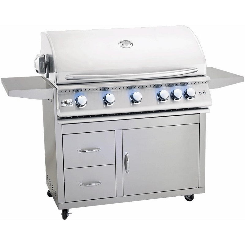 "40"" Summerset Sizzler Pro Freestanding Grill"
