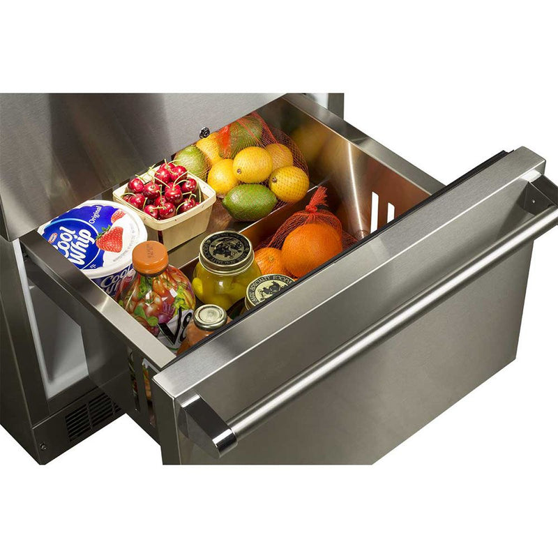 "Marvel 24"" Outdoor Built-In Refrigerated Drawers"