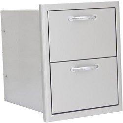 "Blaze 16"" Double Drawer"