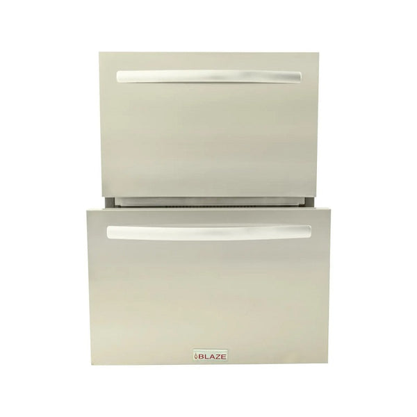 "Blaze 23.5"" 5.1 Cu. Ft. Double Drawer Refrigerator"