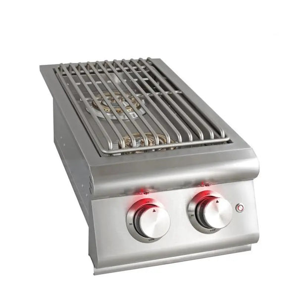 Blaze LTE Double Side Burner