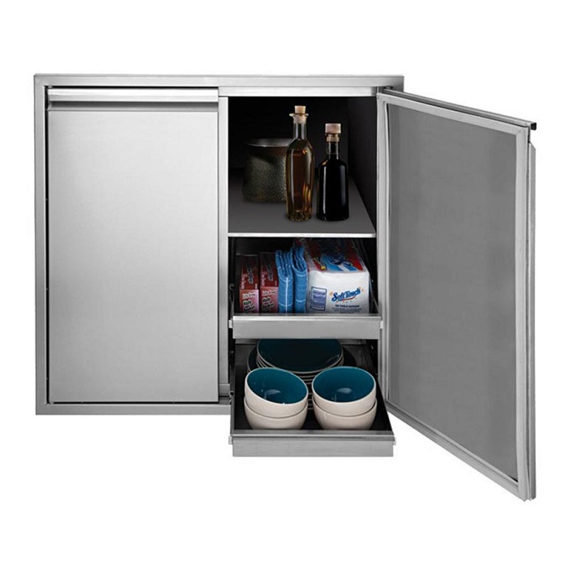 "Twin Eagles 36"" x 34"" High Profile Sealed Dry Storage Pantry"