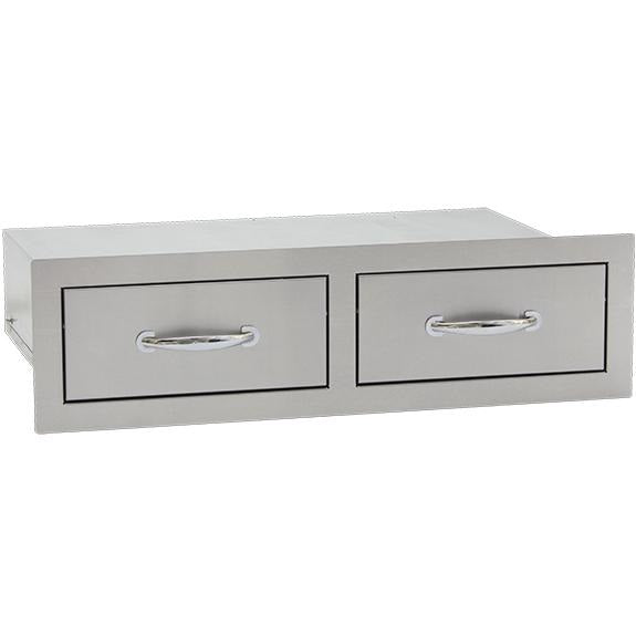 "Summerset 30"" Horizontal Double Drawer"