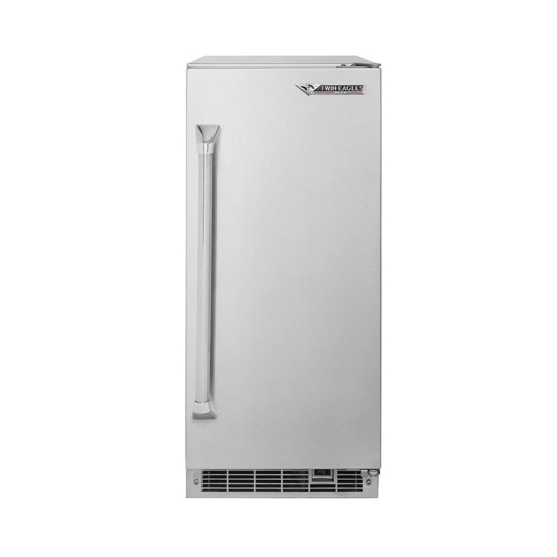 "Twin Eagles 15"" 35 Lb Ice Maker"