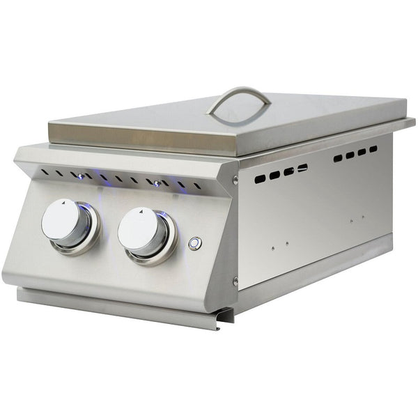 Summerset Sizzler Pro Double Side Burner