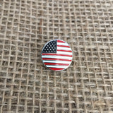 Flags & Military Snap Charms (Click on image to see full collection)