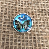 Butterflies & Dragonflies Snap Charms (Click on image to see full collection)