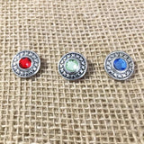 Birthstone Snap Charms (Click on image to see full collection)