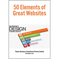 50 Elements of Great Websites