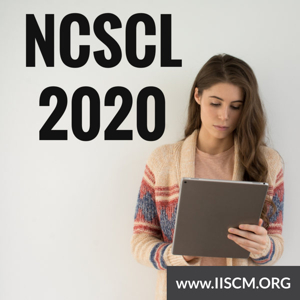 NCSCL - Conference 2020 [Academia Pricing]