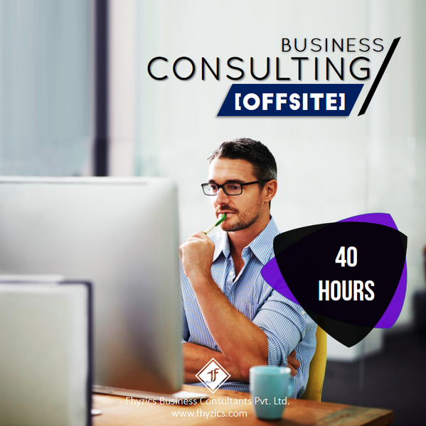 Online Business Consultant
