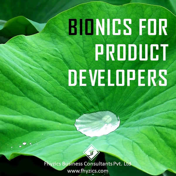 Bionics for Product Developers