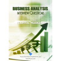 Business Analysis Interview Questions [Capital Markets]