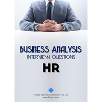 Business Analysis Interview Questions [HR]