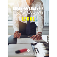 Business Analysis Interview Questions [Legal]
