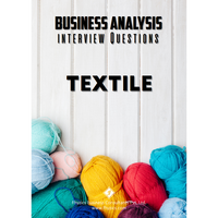 Business Analysis Interview Questions [Textile]