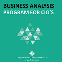 Business Analysis Program for CIOs
