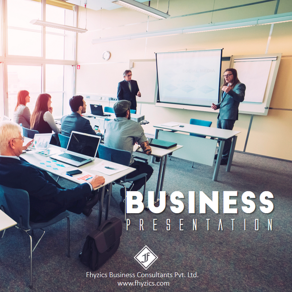 Business Presentation-100 Slides