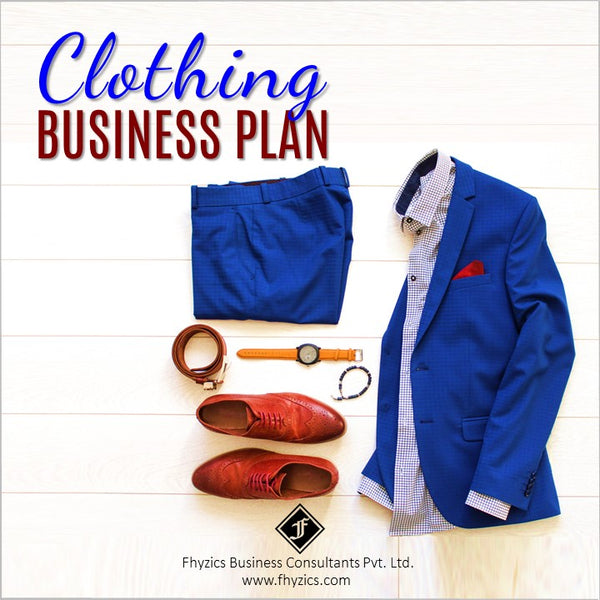 Clothing Business Plan