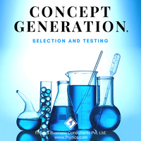 Concept Generation, Selection and Testing
