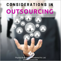 Considerations in Outsourcing