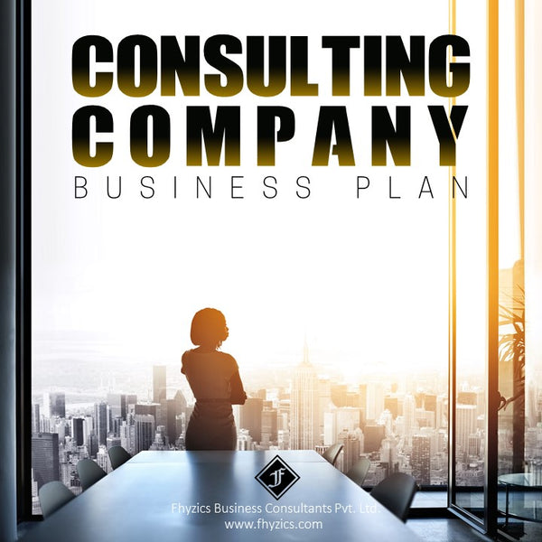 Consulting-Company-Business-Plan
