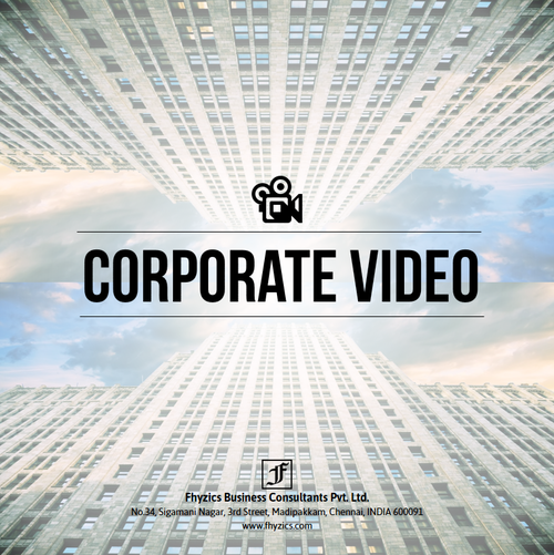 Corporate Video-2 Minutes
