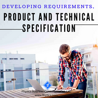 Developing Requirements, Product and Technical Specifications