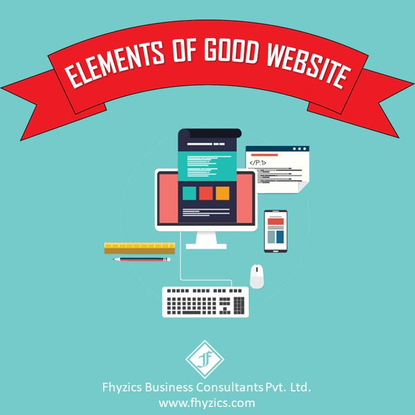 Elements of Good Website