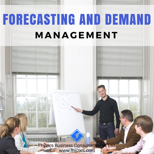 Forecasting and Demand Management
