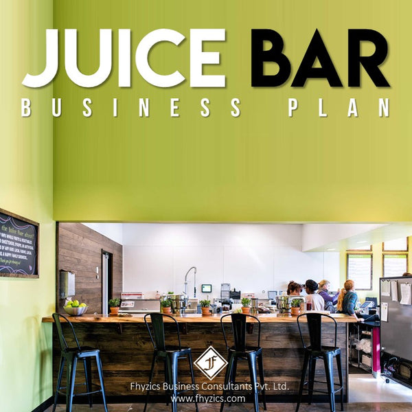 Juice-Bar-Business-Plan