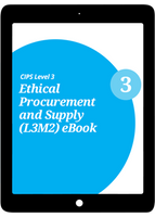 L3M2 Ethical Procurement and Supply (CORE) - eBook
