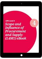 L4M1 Introducing Procurement and Supply (CORE) - eBook