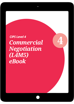 L4M5 Commercial Negotiation (CORE) - eBook