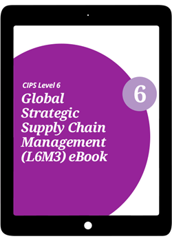 L6M3 Global Strategic Supply Chain Management (CORE) - eBook