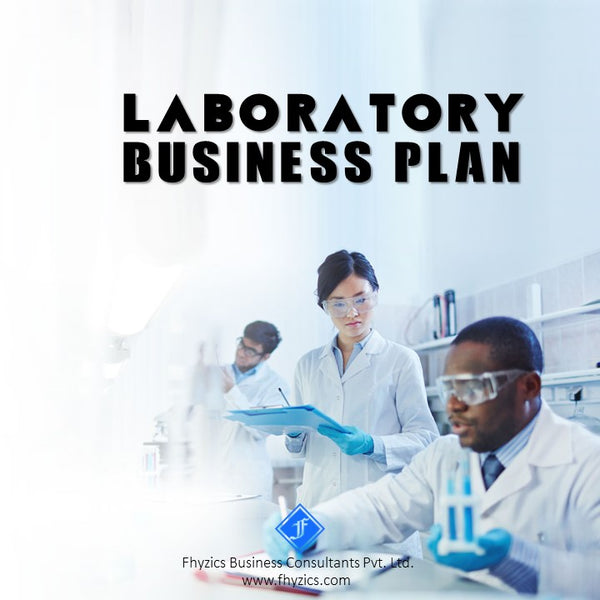 Laboratory Business Plan