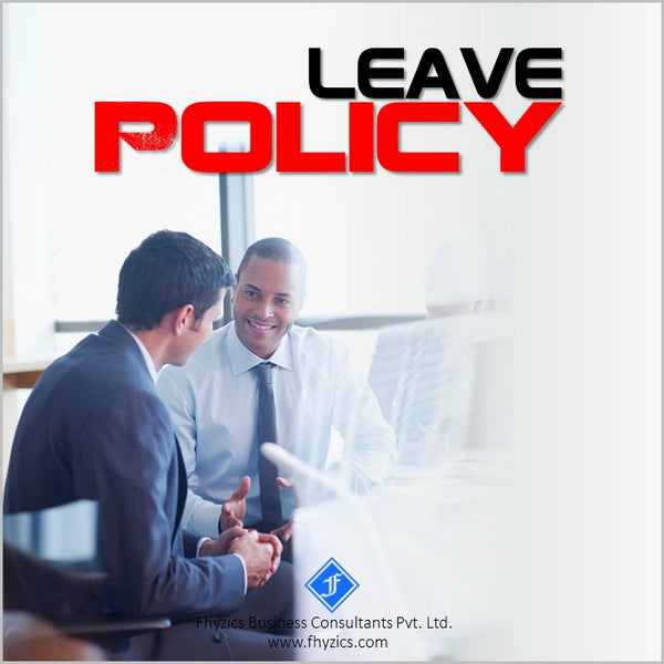 SOP-HR-010 : Leave Policy