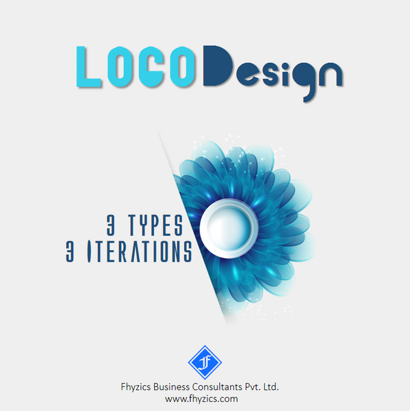 Logo Design-3 Types 3 Iterations