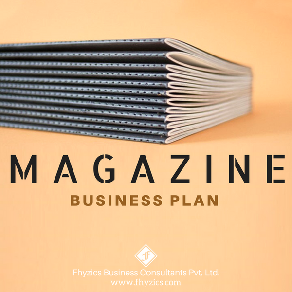 Magazine Business Plan