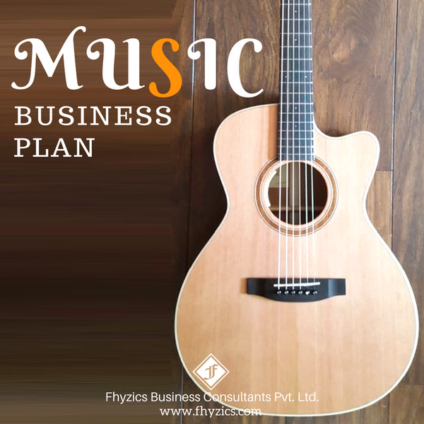 Music Business Plan