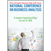 National Conference on Business Analysis [Faculty/Students - Only]