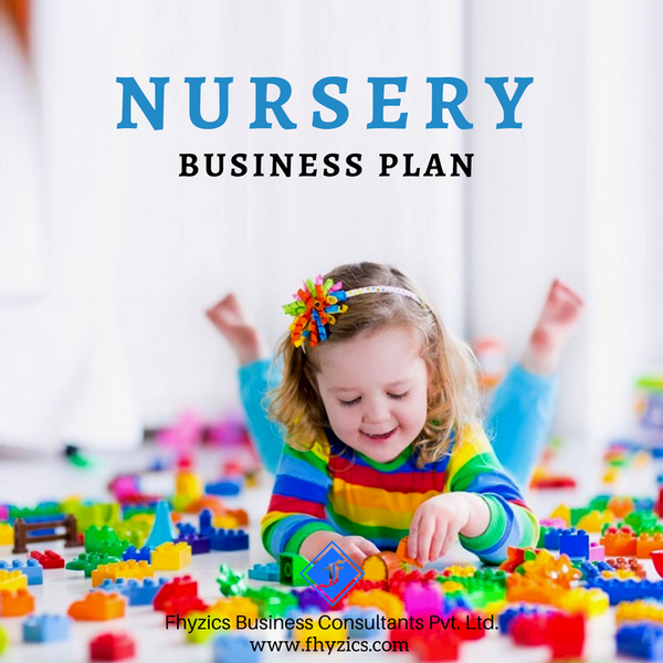 Nursery Business Plan