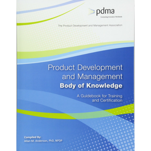 PDMA - NPDP Body of Knowledge