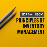 Principles of Inventory Management : EDP