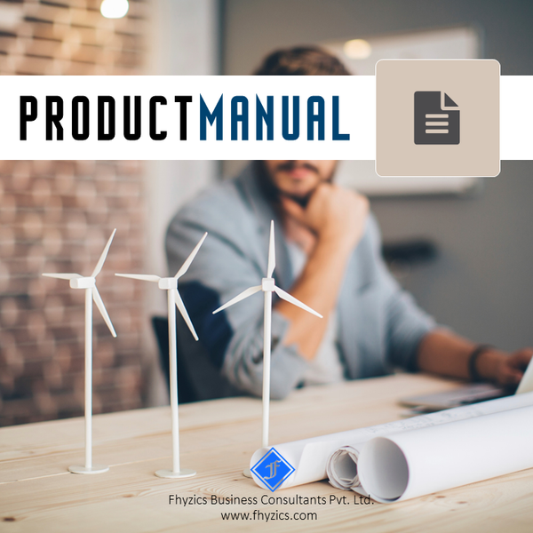 Product Manual-15 Pages
