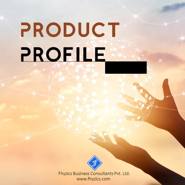 Product Profile-3 Pages