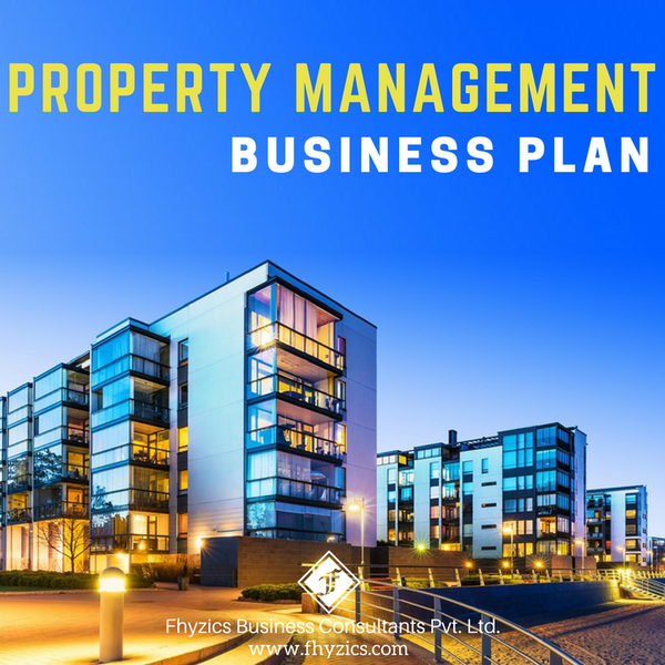 Property Management Business Plan