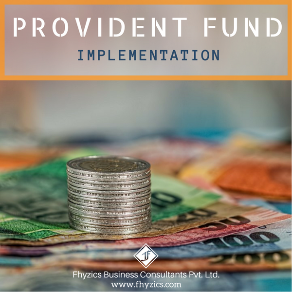 Provident Fund Implementation