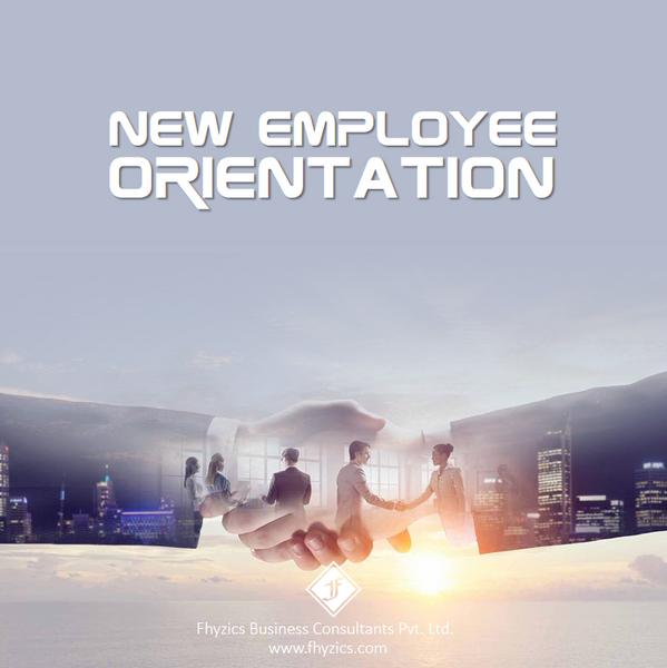 SOP-HR-003 : New Employee Orientation