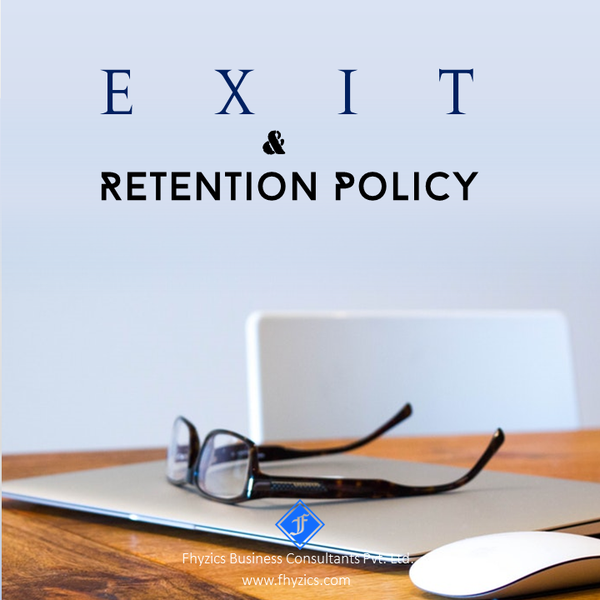 SOP-HR-021 : Exit and Retention Policy
